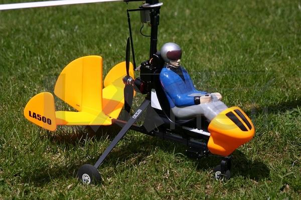 LA500 Autogyro