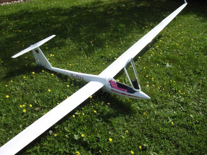 flaps mix setup ventus 2cx