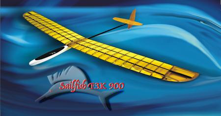 Sailfish F3K 924 (kit)