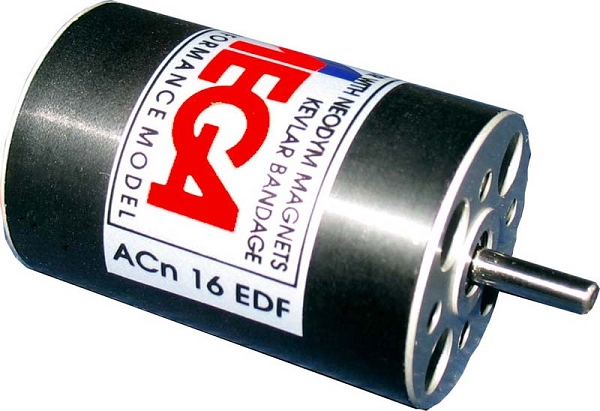 Mega motor acn 16 edf for Mega motors loop 12