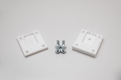 Multiplex 6 pins PTFE mold V2 Reinforced injection plate