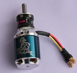 Peggy Pepper HK-2524 with Micro Edition 5:1N/T 3700KV
